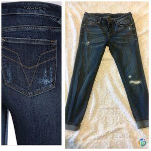 Vigoss skinny ankle jeans